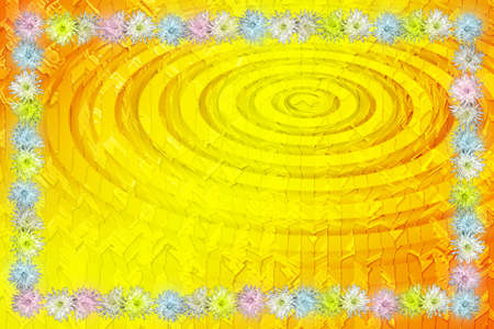 abstract scene spiral element varicoloured pattern Stock Photo - 3745319