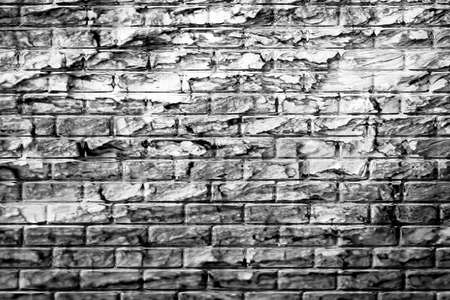 abstract scene of the brick texture photo