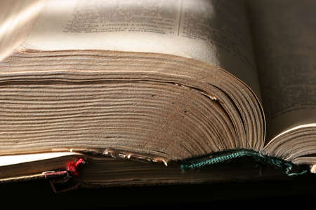 cogitations: pages aging book