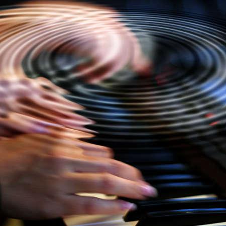 play on piano photo