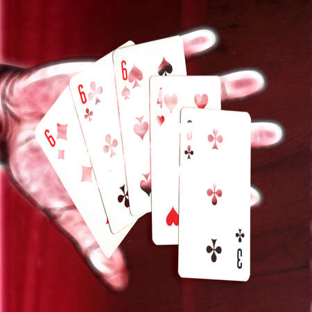 gentile: 6 6 6 and hand