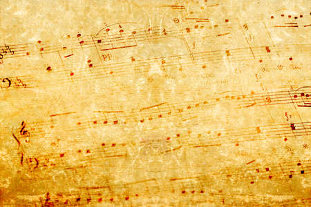 timbre: abstract scene texture skins and music symbols