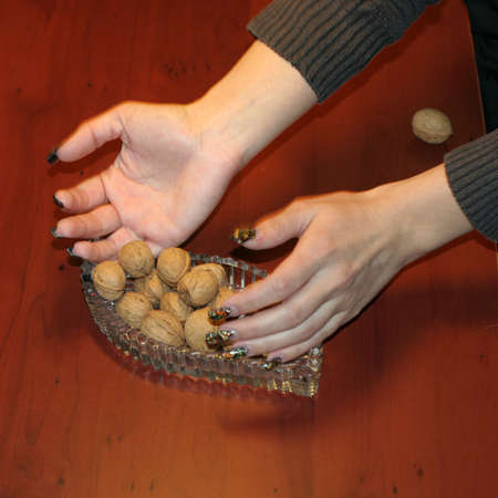 nuts Stock Photo - 4025495