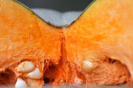 afters: ripe pumpkin