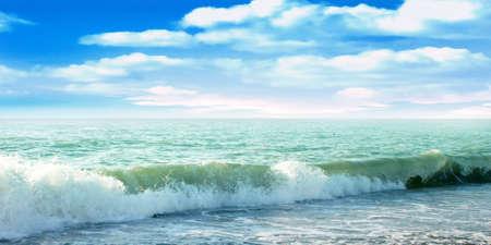 sea beach photo