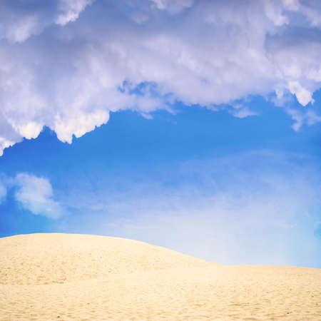abstract desert photo
