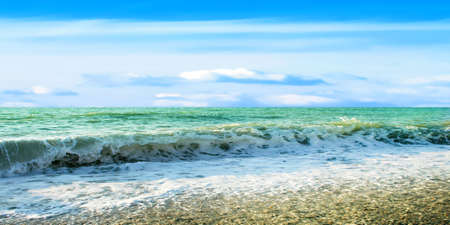 abstract seascape Stock Photo - 4383952