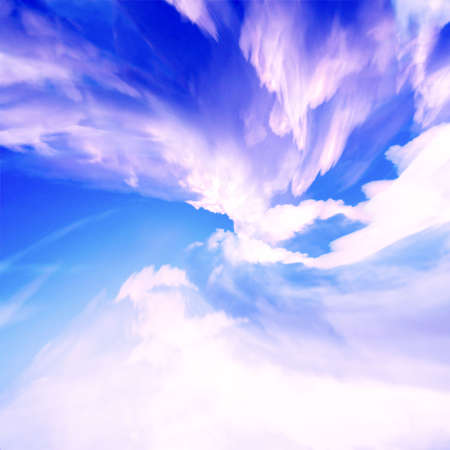 beautiful abstract year sky photo