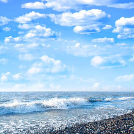 abstract sea beach photo