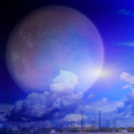 celestial sky photo