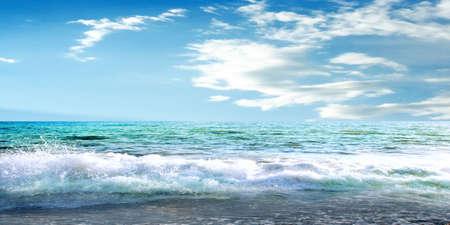 sea Archivio Fotografico