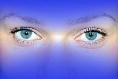 abstract glance Stock Photo - 5620573