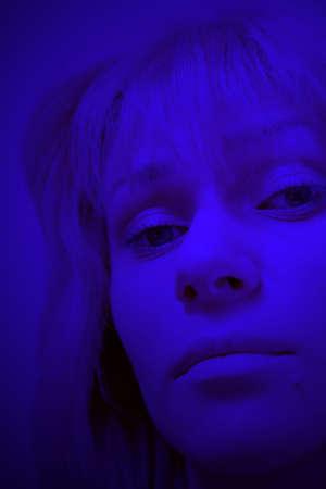 glance: blue glance