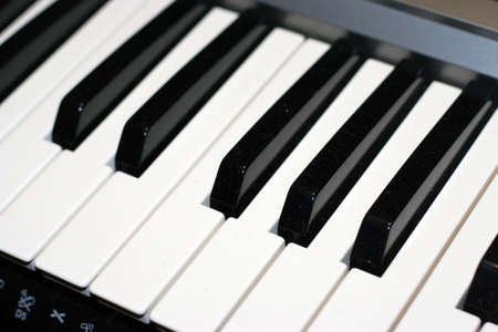 keys of piano Stock Photo - 9868608