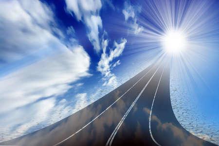 sectoring: sunlight road