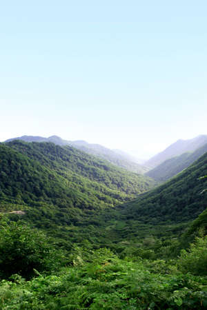 stock vista: mountain