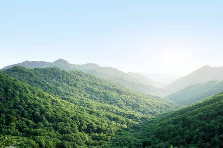 mountain photo