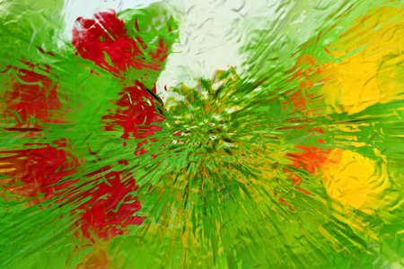 abstract background with flowers rose Stock Photo - 7749351