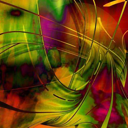 Strade di abstract space Archivio Fotografico - 8357542