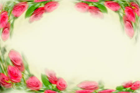 floral abstract background Stock Photo - 8492079