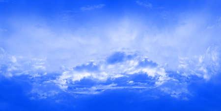 beautiful celestial landscape as background for montage landscape  photo