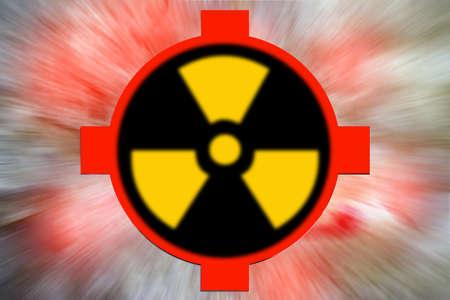radioactivity Stock Photo - 8555610