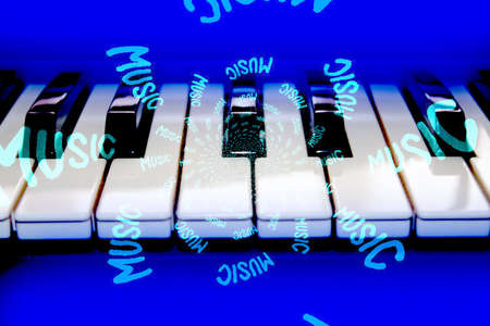 background keys piano photo