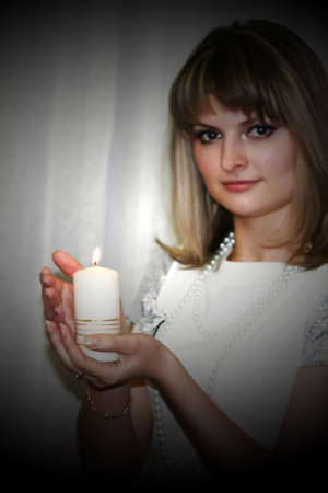 burninging candle photo