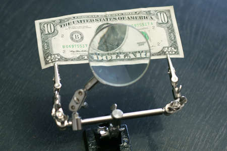american dollars in adjustment for increase the part of subject photo