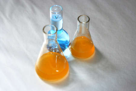 chemical experiences Stock Photo - 9381586