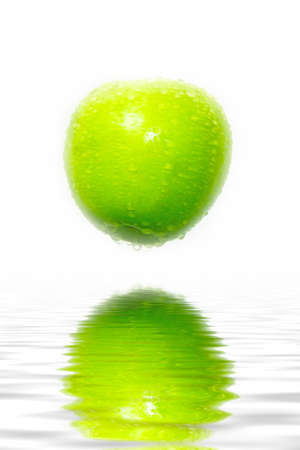 green apple Stock Photo - 9765791