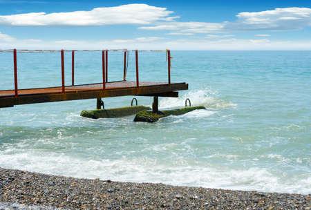 solar sea beach Stock Photo - 10170351