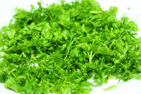 potherb: dill