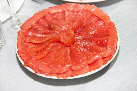 filets salmon photo