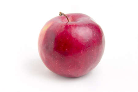 scene fresh ripe apple as element health meal photo