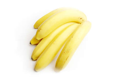 beautiful fresh ripe banana as illustration fruits illustration