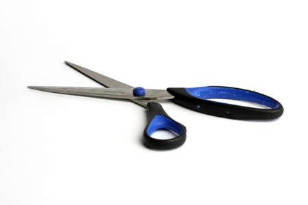 scissors as instrument for professional use photo