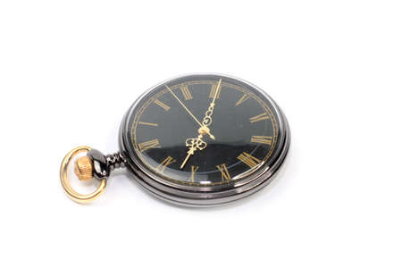 Préférence Ancien Belle Montre Comme Instrument De La Mesure Du Temps Banque  CK11
