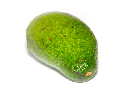 beautiful ripe tropical fruit avocado for food photo