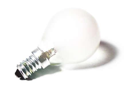 circuitos electricos: l�mpara incandescente para su uso en circuitos el�ctricos Foto de archivo