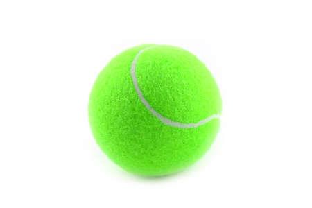 スポーツ用品の一部としてテニス ボール 写真素材