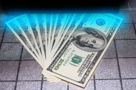 authenticity: check on the authenticity of dollar notes