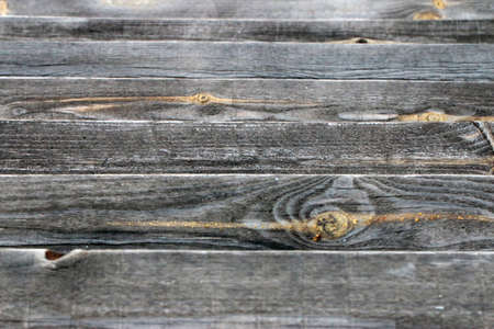 Beautiful texture of old wooden stair steps