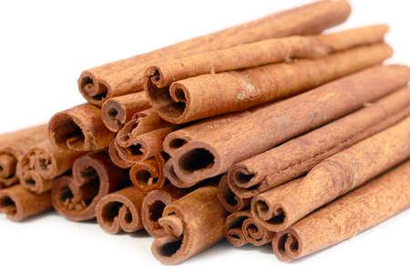 chopsticks fresh cinnamon folded into a neat pile
