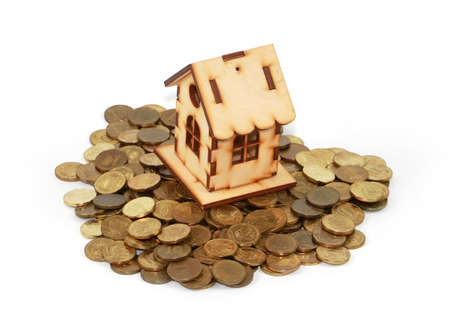 home and coins