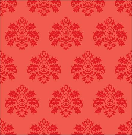 tillable: classic seamless wallpaper