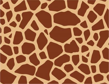 Fondo de jirafa textura abstracta  Foto de archivo - 10263661