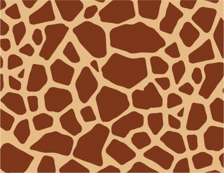 giraffe texture abstract background