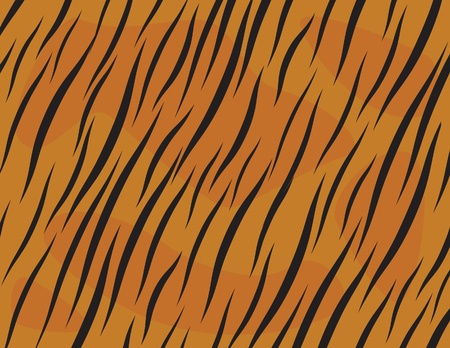 textile image: tiger texture abstract background