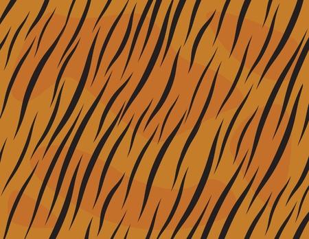 tiger textuur achtergrond